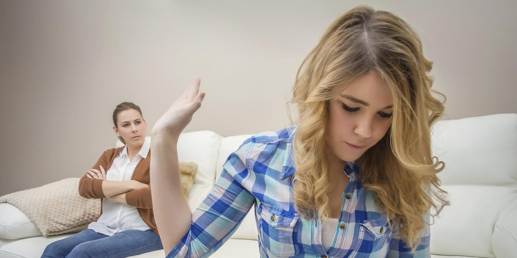Resent Parent